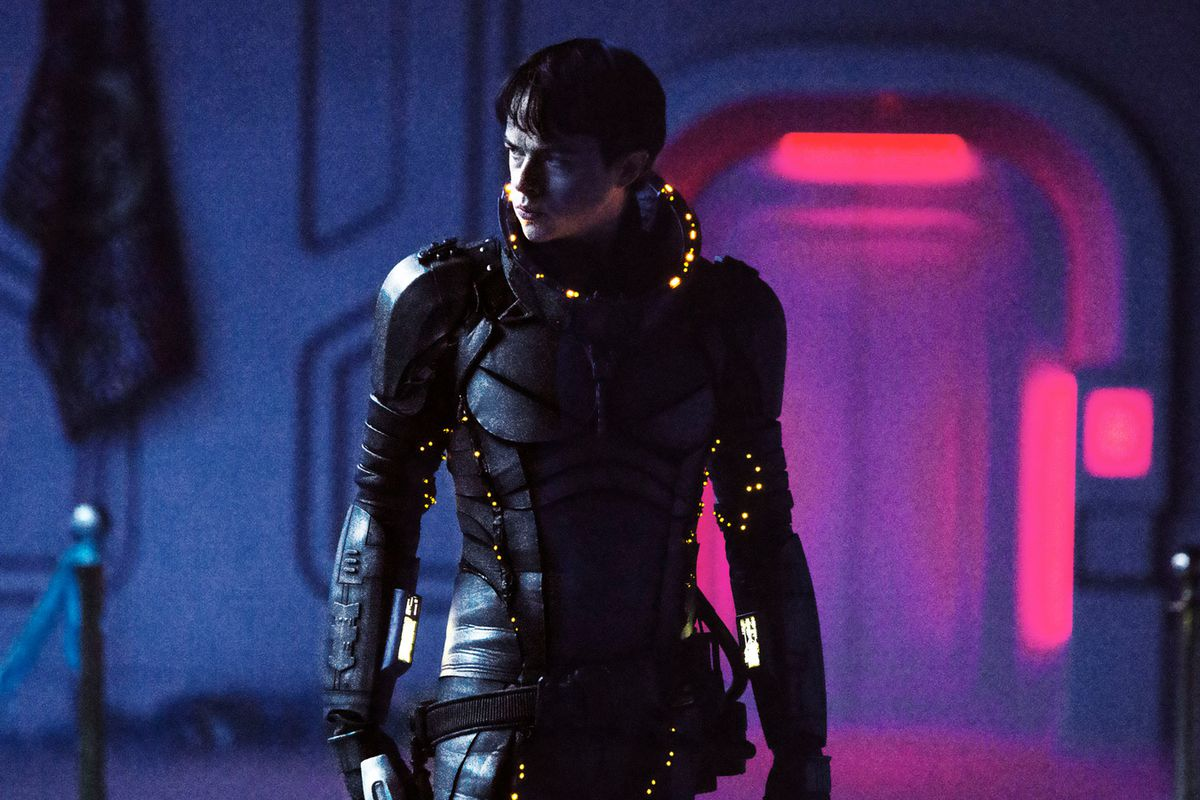 Valerian and the City of a Thousand Planets - Valerian