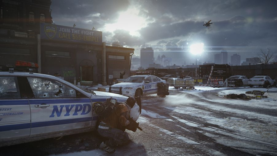 the division how to change world tier ps4