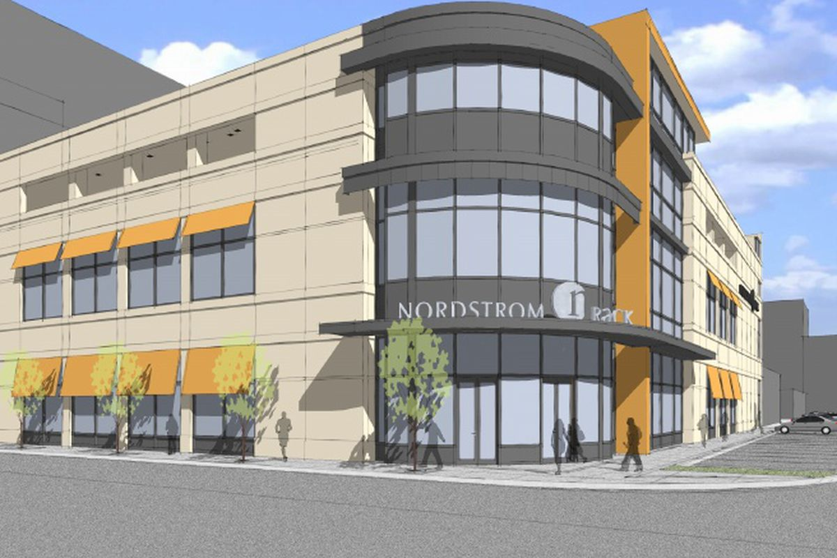 9d9782cf Lincoln Park will (Relatively) Soon Be Home to Nordstrom Rack ...