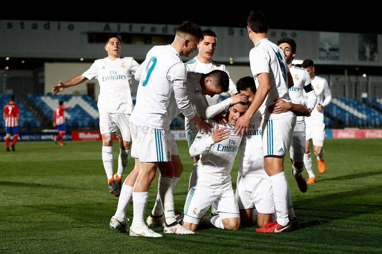 The Real Madrid Castilla 2017/18 Season: Statistical Review