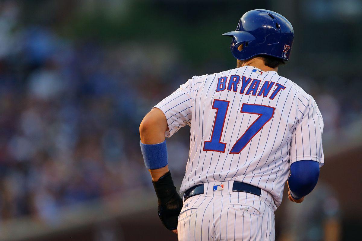 MLB: Arizona Diamondbacks at Chicago Cubs