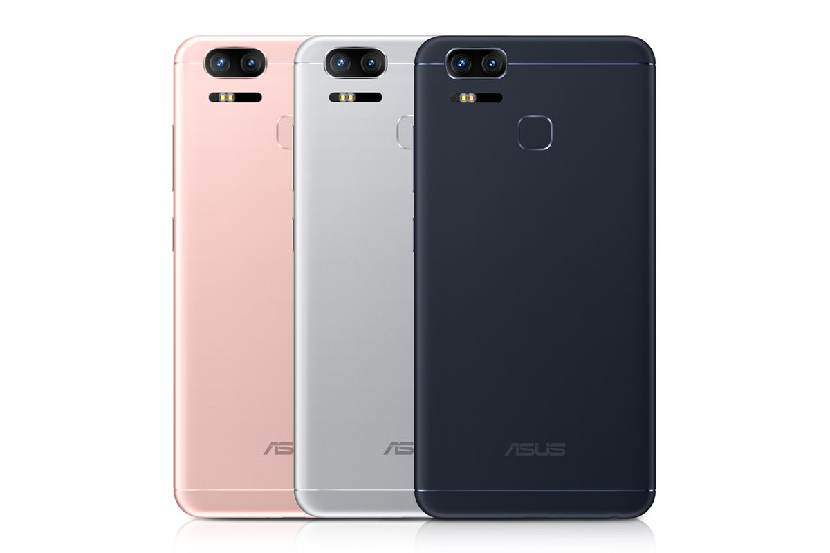 Asus ZenFone 3 Zoom Cuts Back On The Camera And Beefs Up