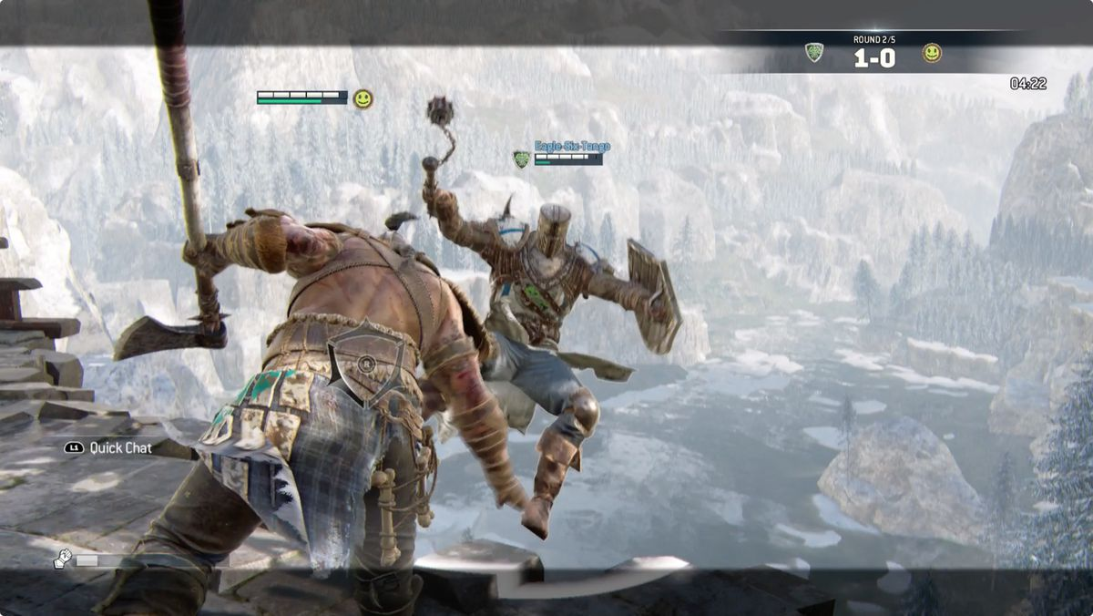 for honor matchmaking requirements not met