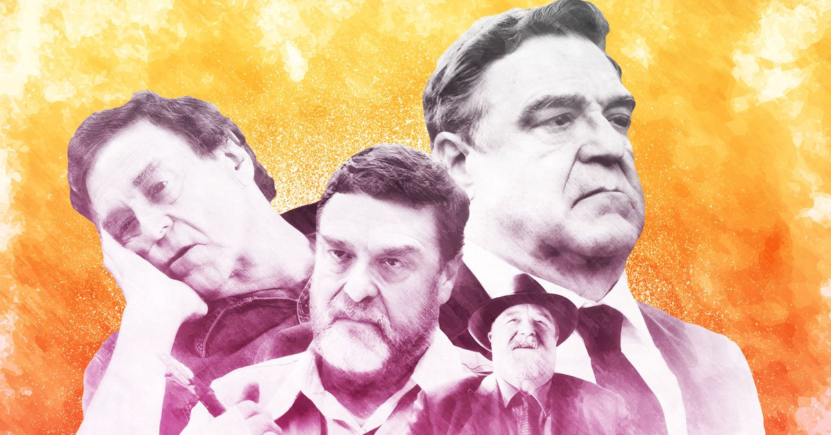 John Goodman Is Playing With Eff-You Money—and He's Roaring As Loud As Ever