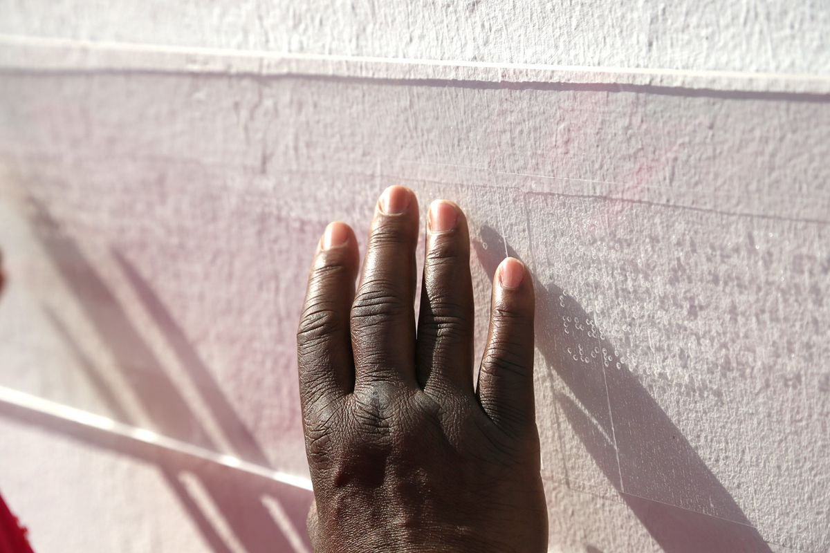 Miami Art Week There Are Invisible Murals In Wynwood