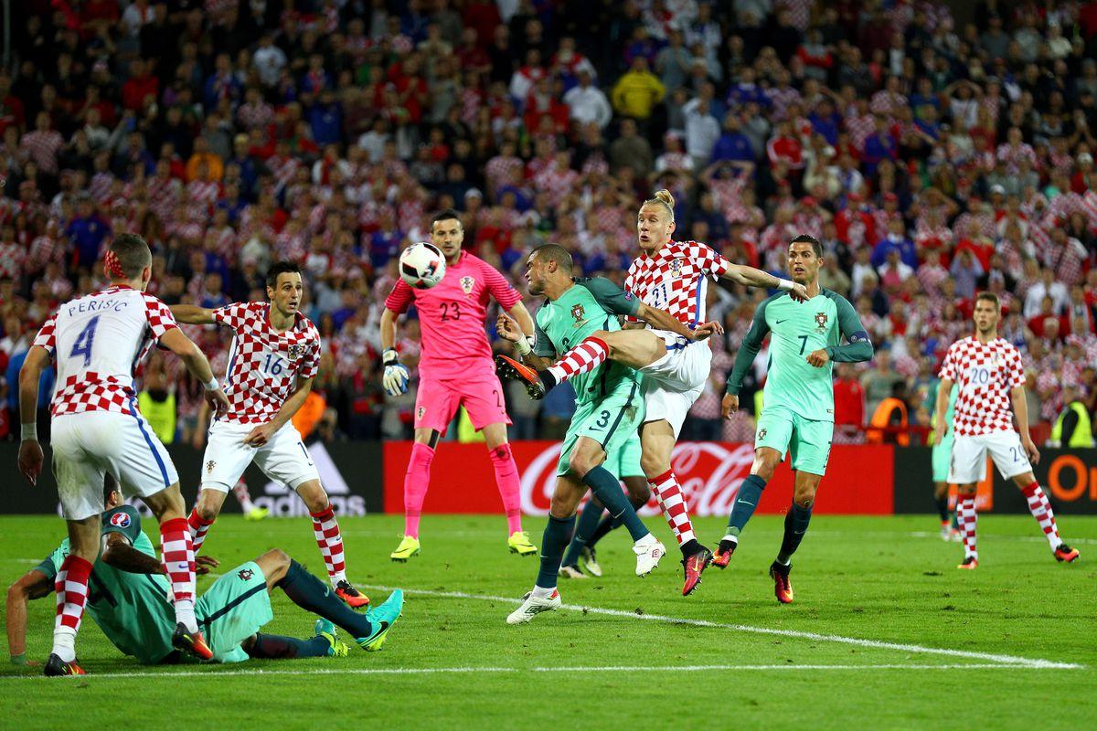Croatia v Portugal - Round of 16: UEFA Euro 2016