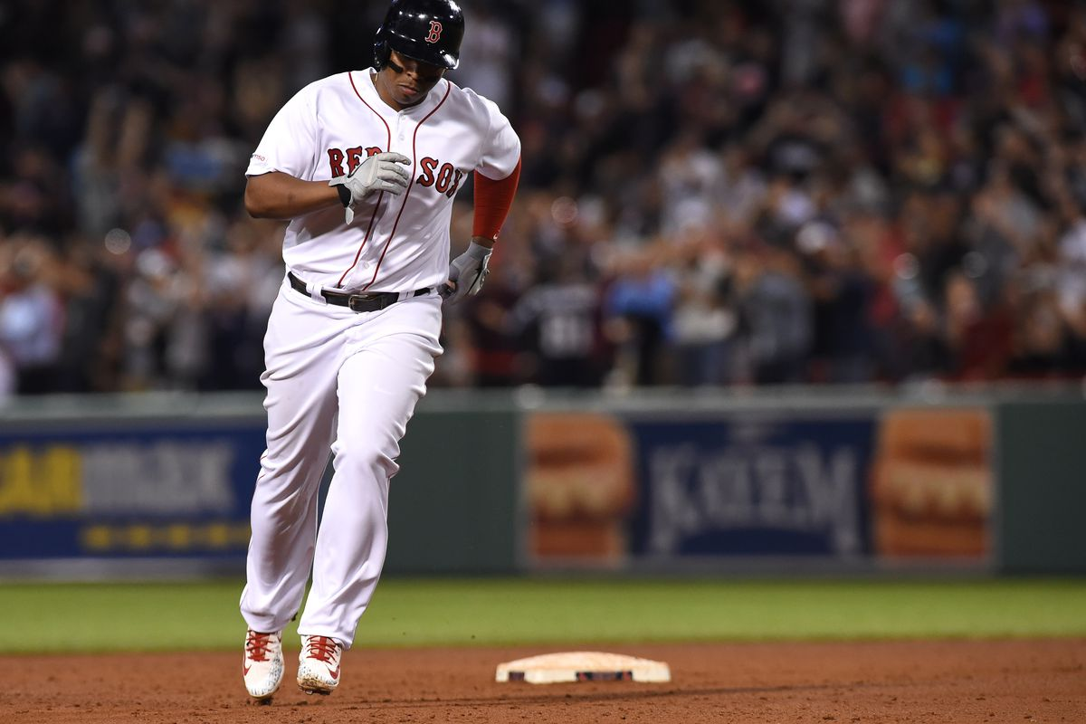 Red Sox vs  Yankees lineup: You play to win the game! - Over