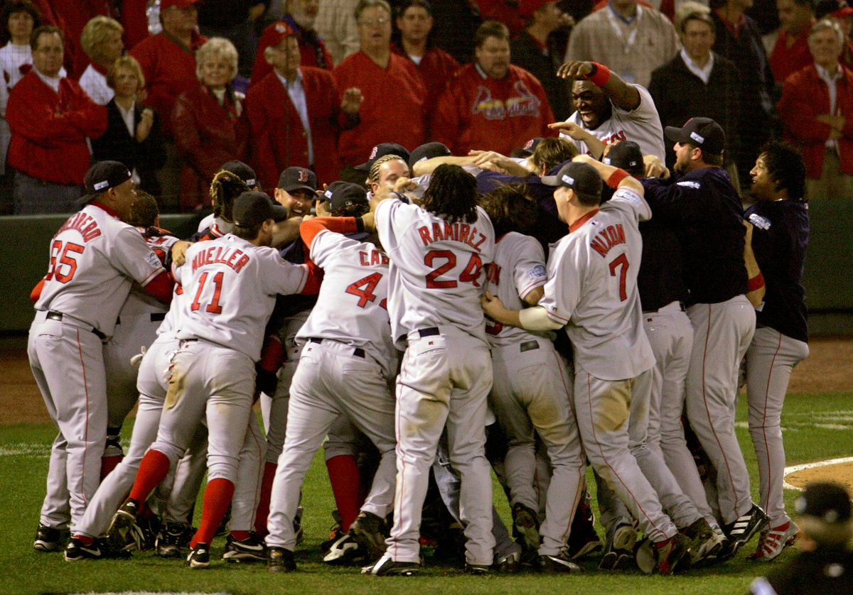 World Series: Red Sox v Cardinals Game 4