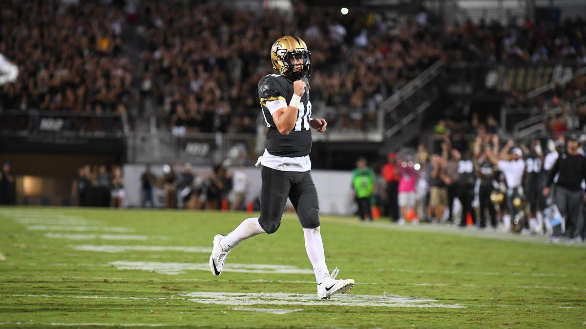 UCF quarterback McKenzie Milton (Photo: UCF Athletics)