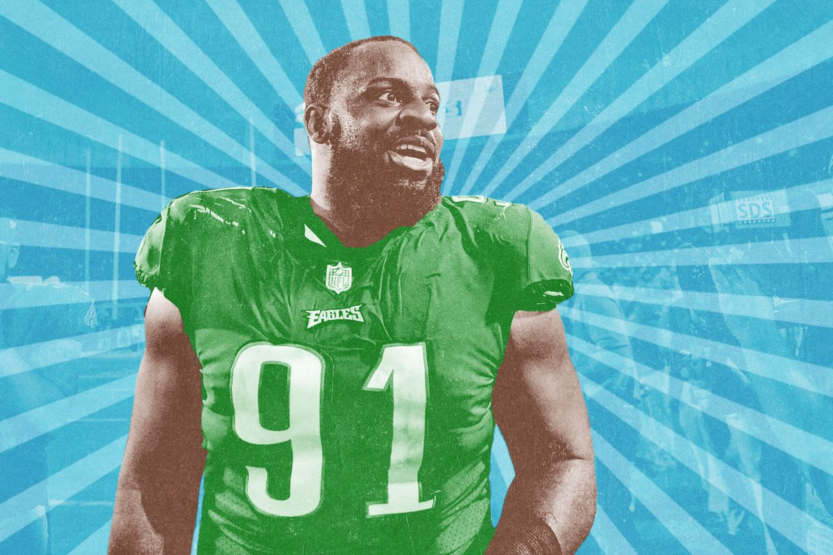 sale retailer 7f532 b0610 Fletcher Cox and How the Eagles Can Upset the Patriots - The ...