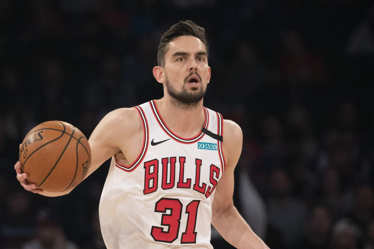 """""""There is a lot of up and down for me. … It's obviously affecting the way I've been underperforming since the All-Star break. I can't be happy about it,"""" the Bulls' Tomas Satoransky said of his performance this season."""
