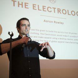 Alternative Grants winner Aaron Rowley, photo via Alternative Apparel