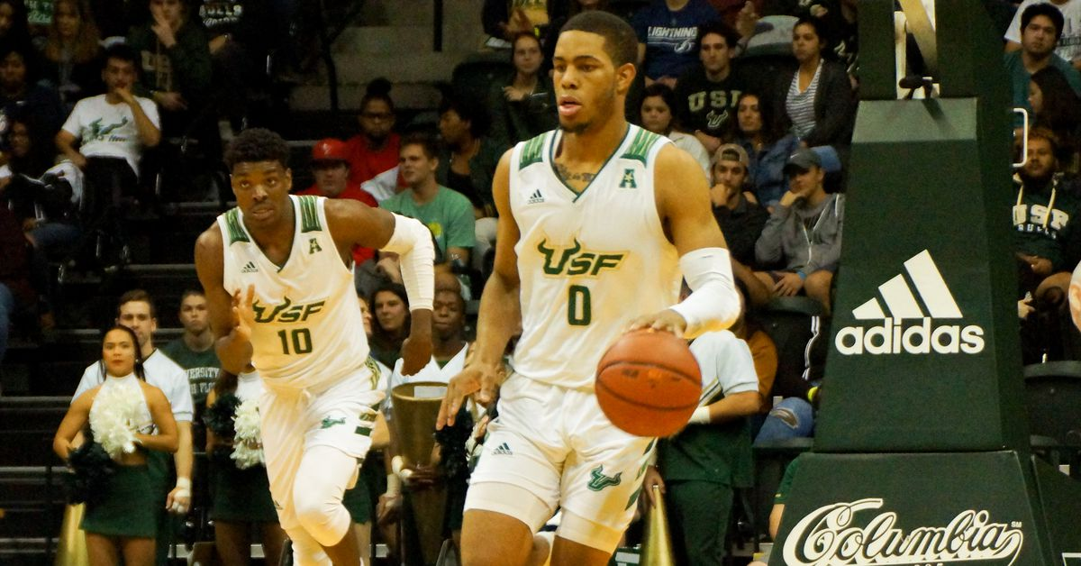 USF Men's Basketball Loses in Completely Heartbreaking ...