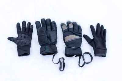 Gordini Rally Gauntlet Gloves