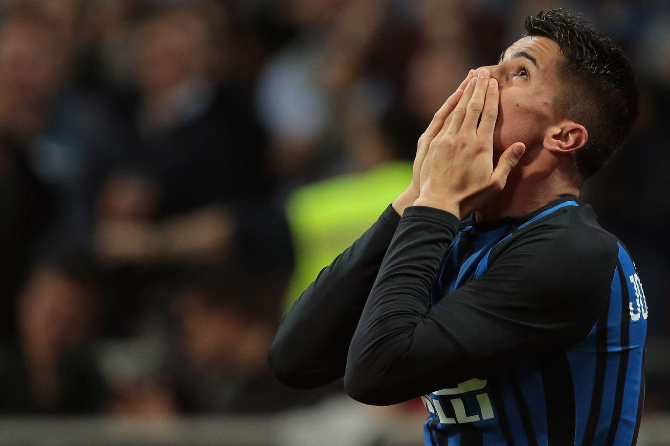 Inter Milan roll past Cagliari, 4-0