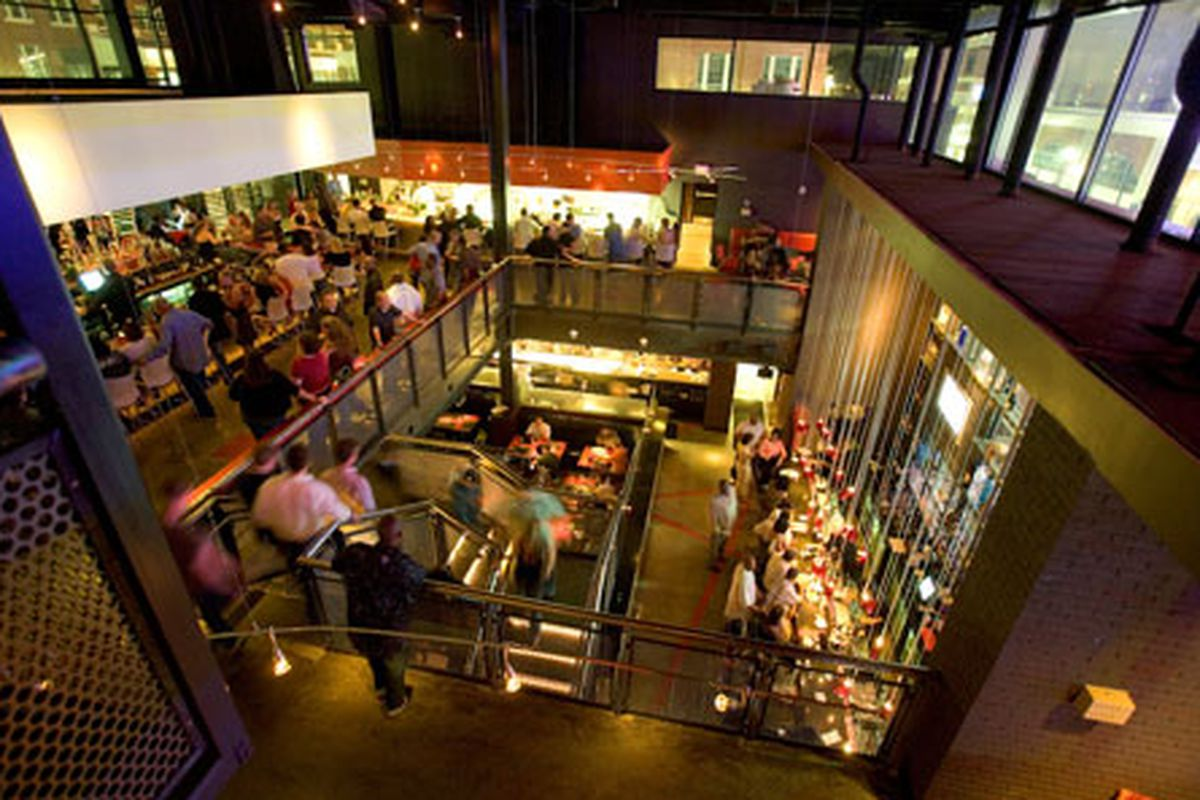 Strip. Photo courtesy of Here to Serve Restaurants.