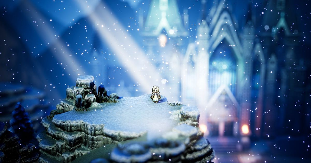 Octopath Traveler is a modern take on classic Final Fantasy on the Nintendo Switch