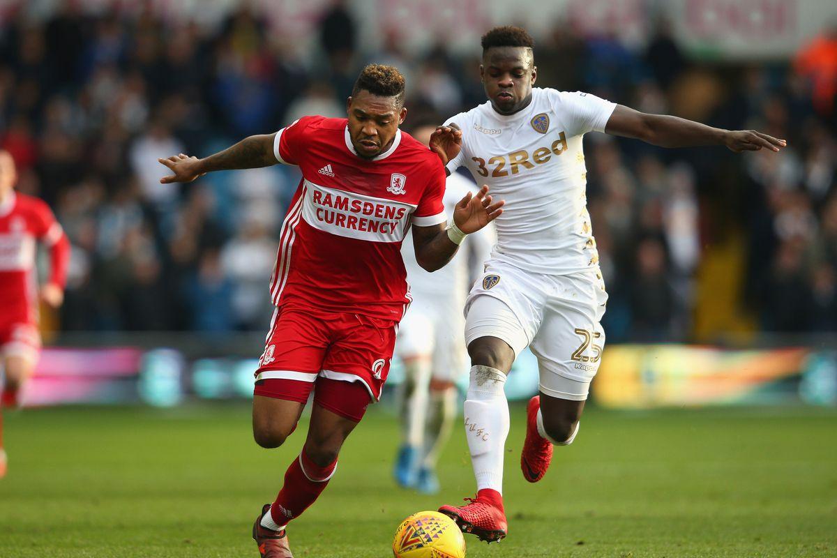 Leeds United v Middlesbrough - Sky Bet Championship
