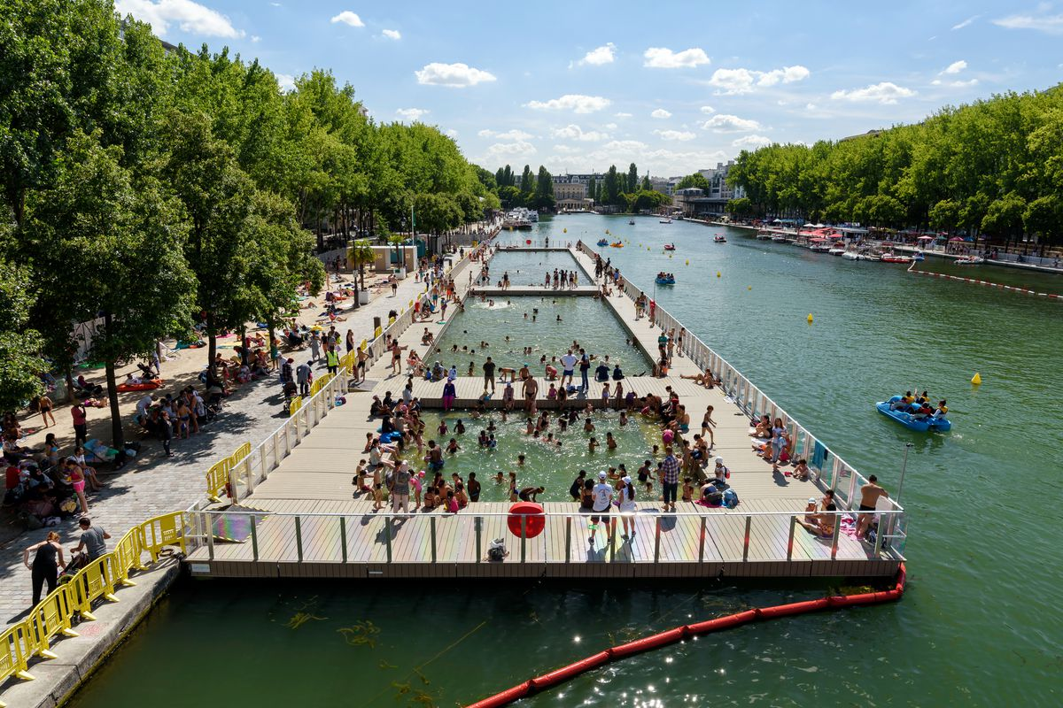 7 Cities Making Polluted Waterways Into Swimming Hotspots Curbed