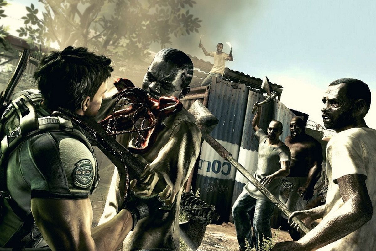 Resident Evil 5 Is Capcom S Best Selling Game Ever Polygon