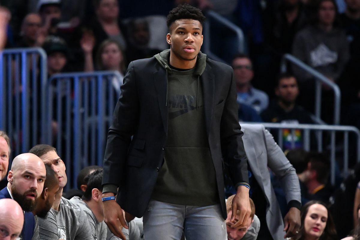 NBA: Milwaukee Bucks at Denver Nuggets