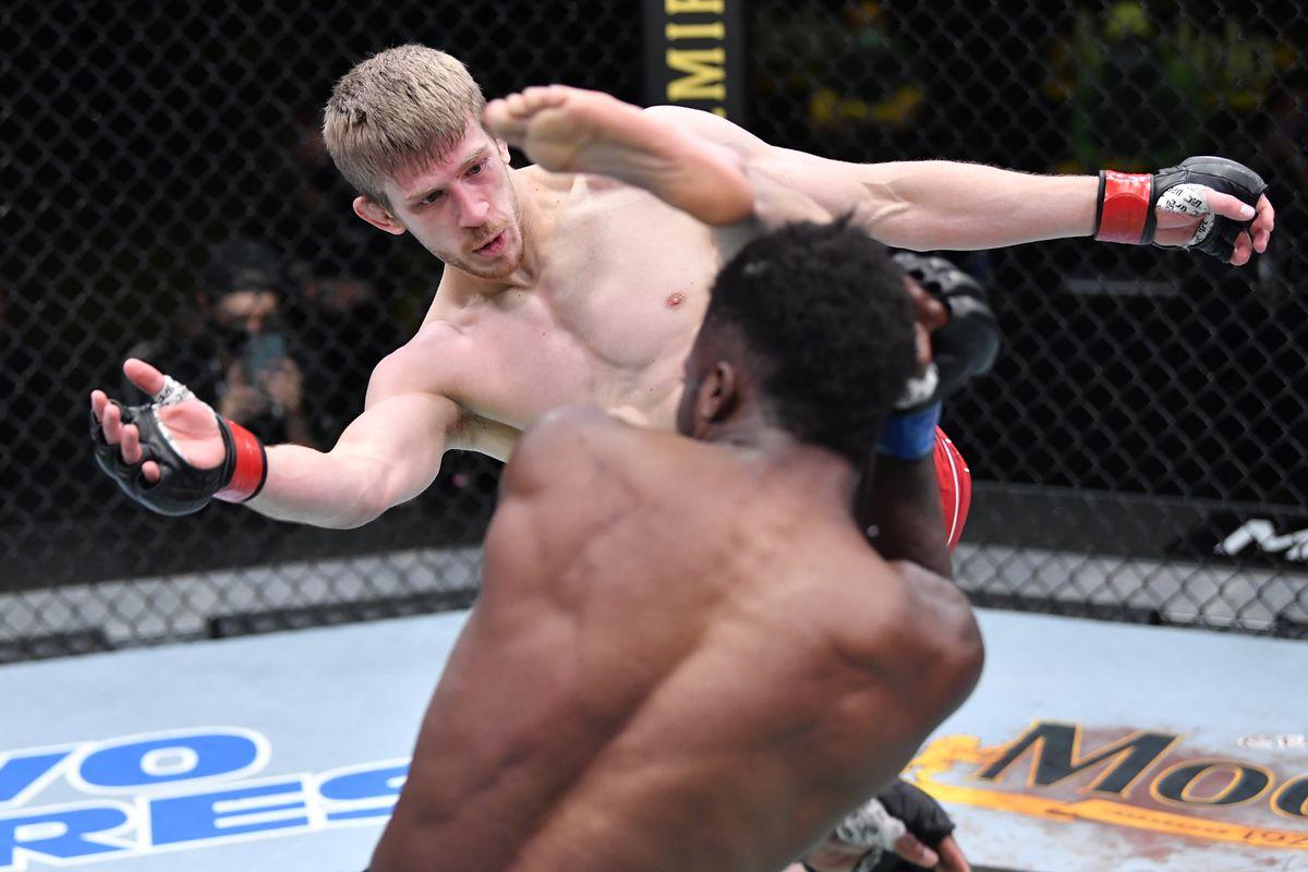 UFC Fight Night: Allen v Yusuff