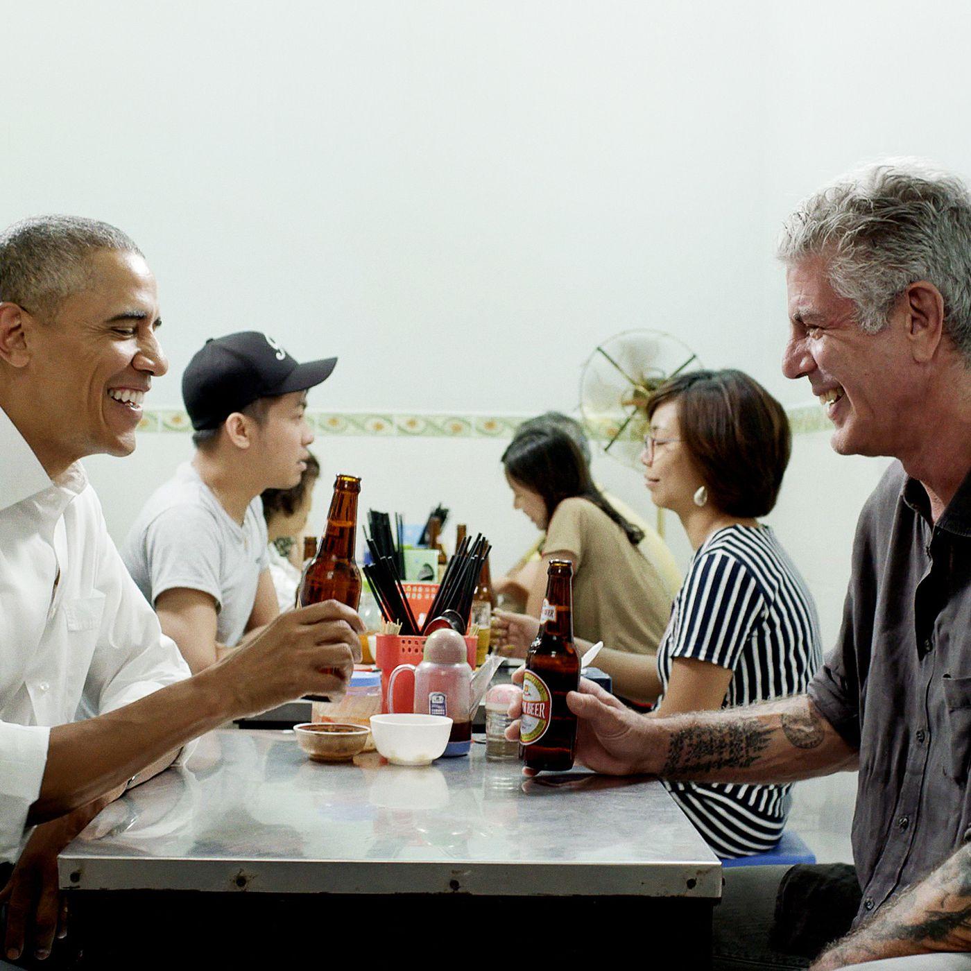 Barack Obama\'s 13 Greatest Restaurant Moments - Eater