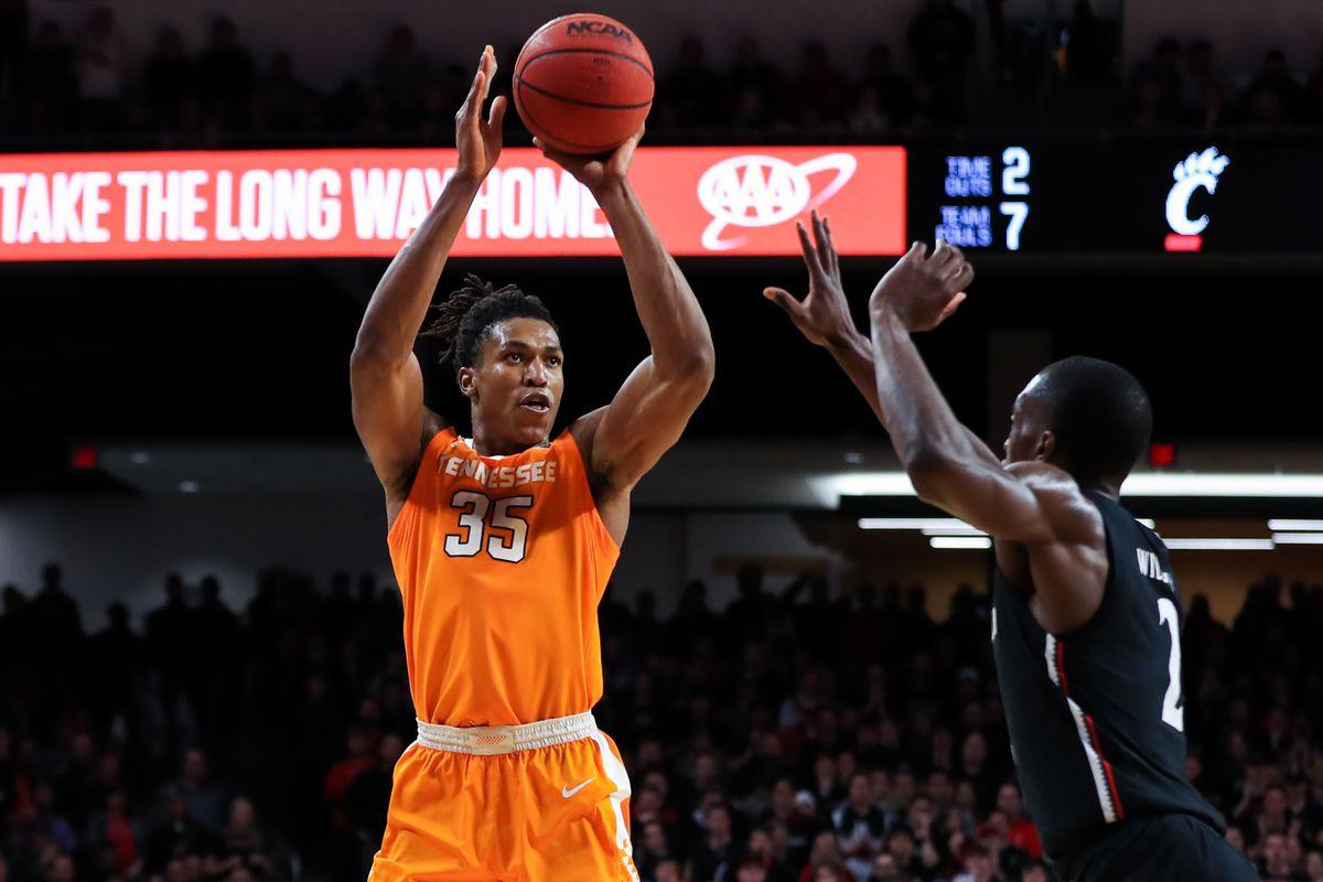 NCAA Basketball: Tennessee at Cincinnati