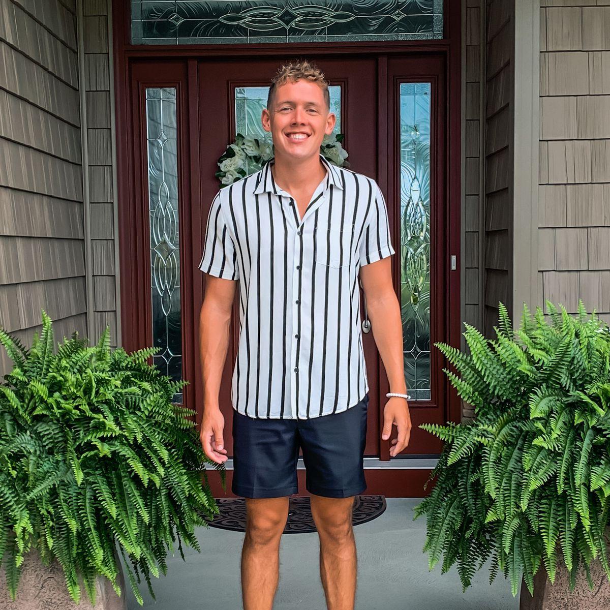 Matt Lynch standing
