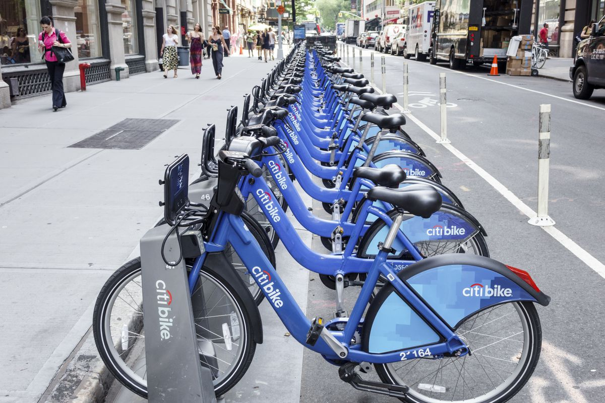Citi Bike's expansion in Bushwick and Ridgewood rolls out ... on hubway map, nyc train map, bronx zip code map, proof of success map, nyc school district map, nyc bus map,