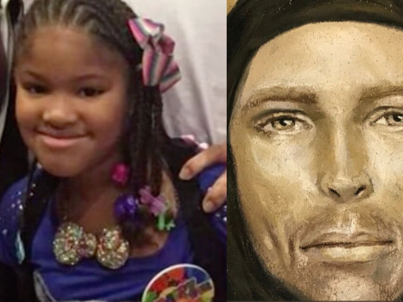 7-year-old Jazmine Barnes was killed when a gunman fired into her family's car on December 30, 2018.