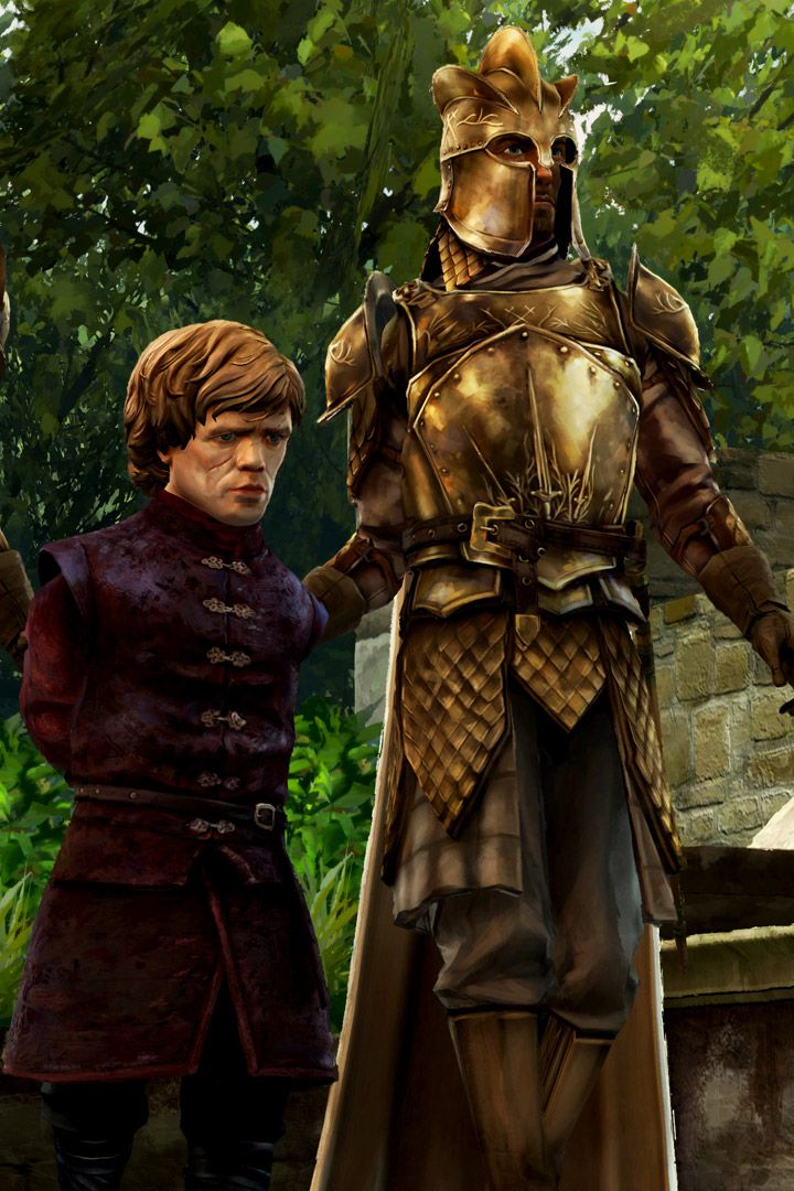 game of thrones episode three tyrion tall