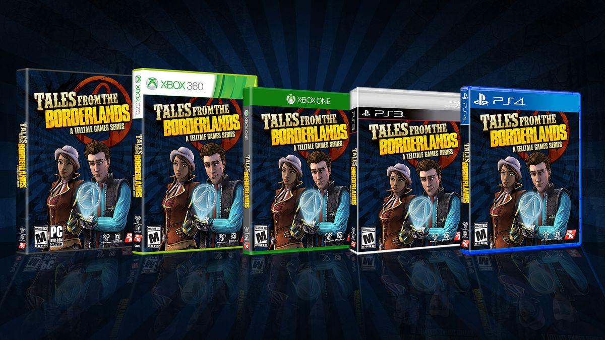 Tales from the Borderlands box art 1920