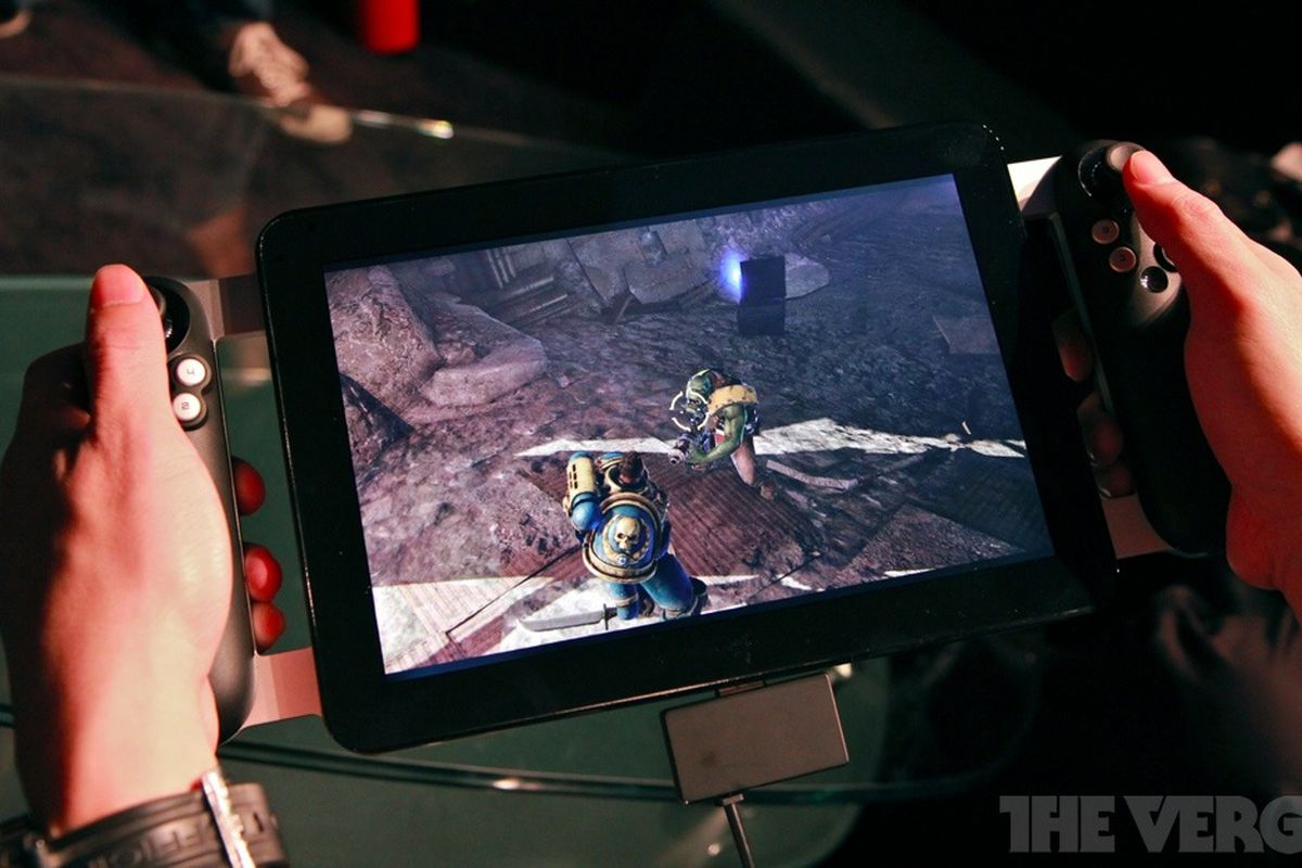 Razer Project Fiona Gaming Tablet Hands On Video And Pictures The