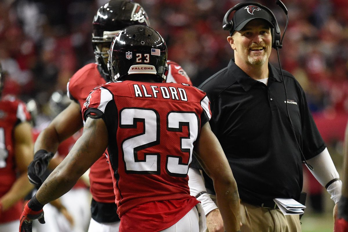 Falcons roster review Robert Alford The Falcoholic