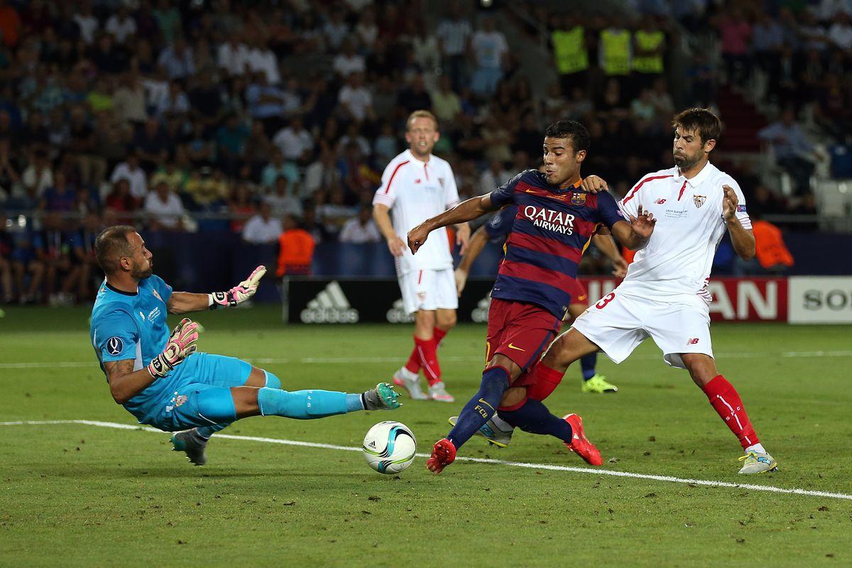 UEFA Super Cup: FC Barcelona 5-4 Sevilla FC: Player Ratings