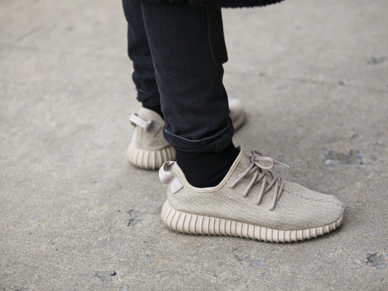 The Adidas Yeezy sneakers have consistently sold out since the first pair debuted in 2015.