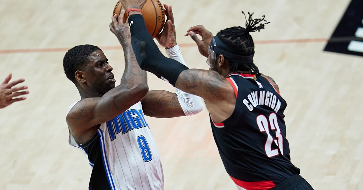 Lillard, Carmelo, Targeted Defense Lead Trail Blazers Over Magic - Blazer's Edge