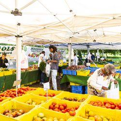 Old Town Farmers Market | Tyler LaRiviere/Sun-Times