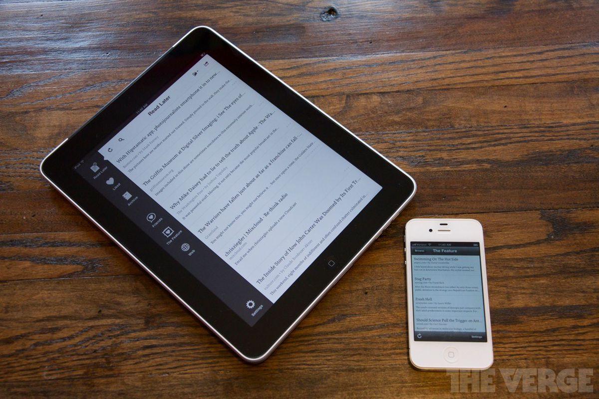 Instapaper 4.1.1 iPad iPhone