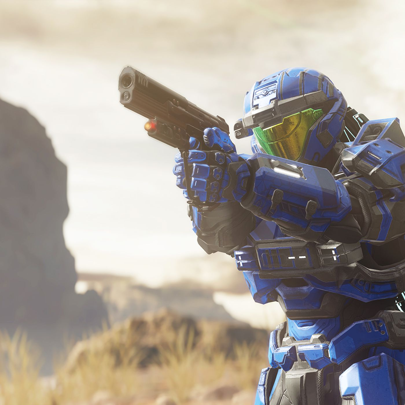 Halo 5's Forge mode is coming to PC for free this September - Polygon