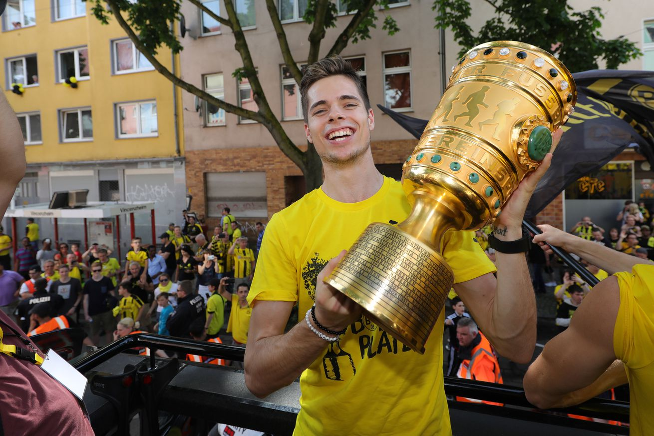 Zorc confirms Julian Weigl will not transfer to PSG