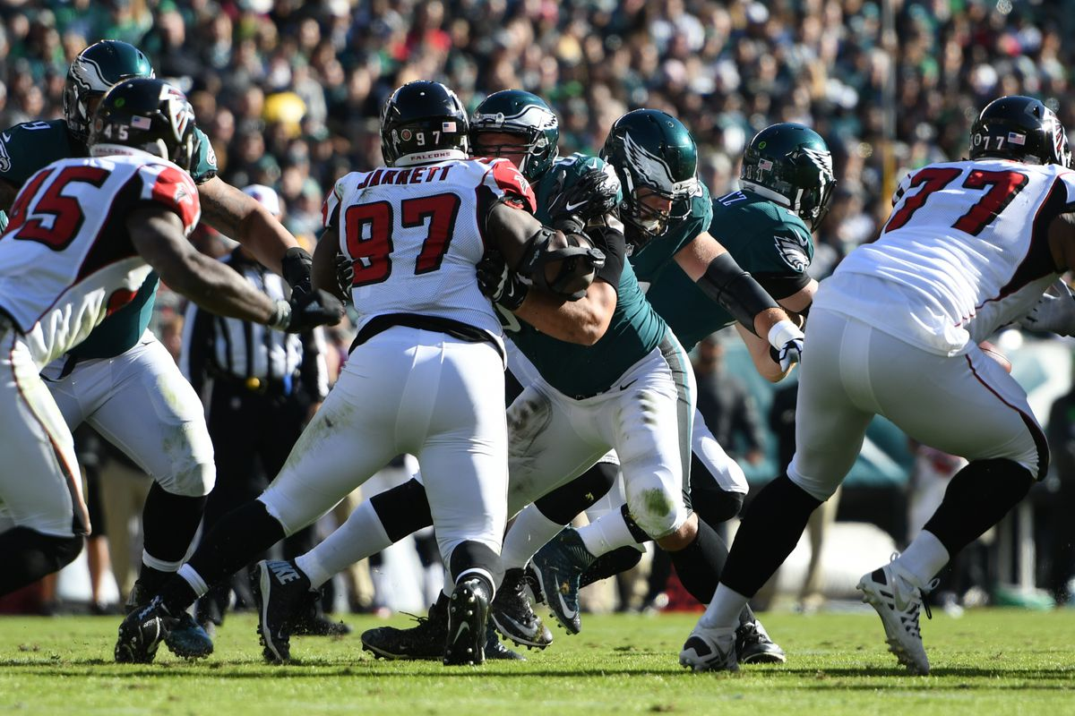 Previewing the Eagles' offense against the Falcons