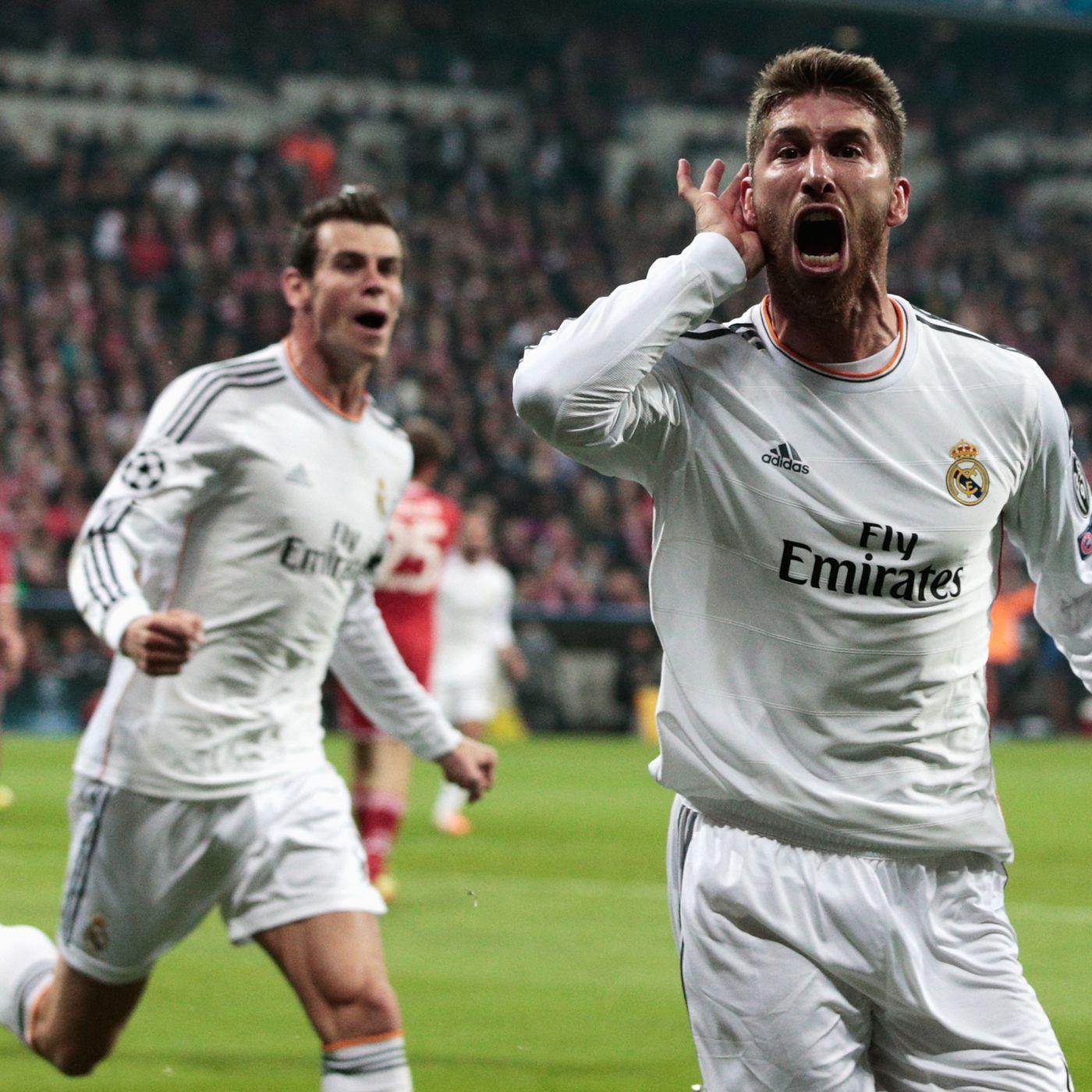 fe314fdba7 Bayern Munich vs. Real Madrid  Final score 0-4 (0-5 aggregate ...