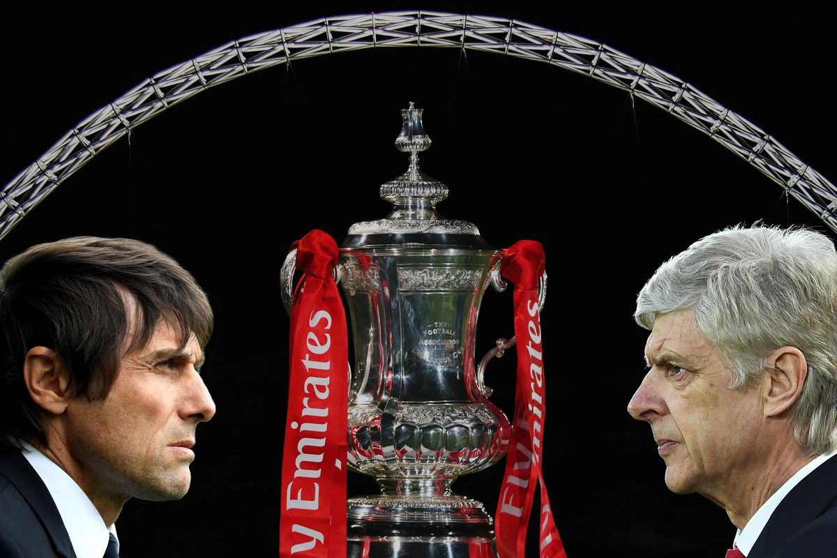 Arsenal Vs Chelsea FA Cup Final Divides Nollywood Stars
