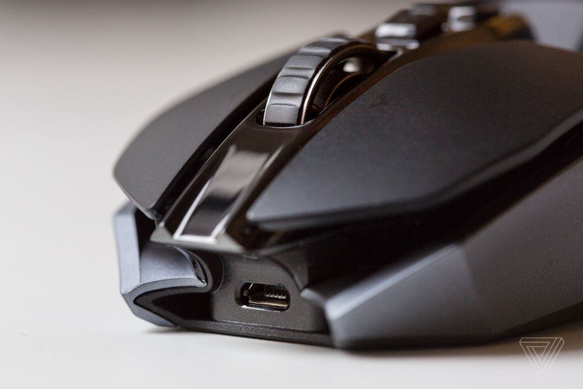 The Logitech G900 is my favorite mouse even though I lost the ...