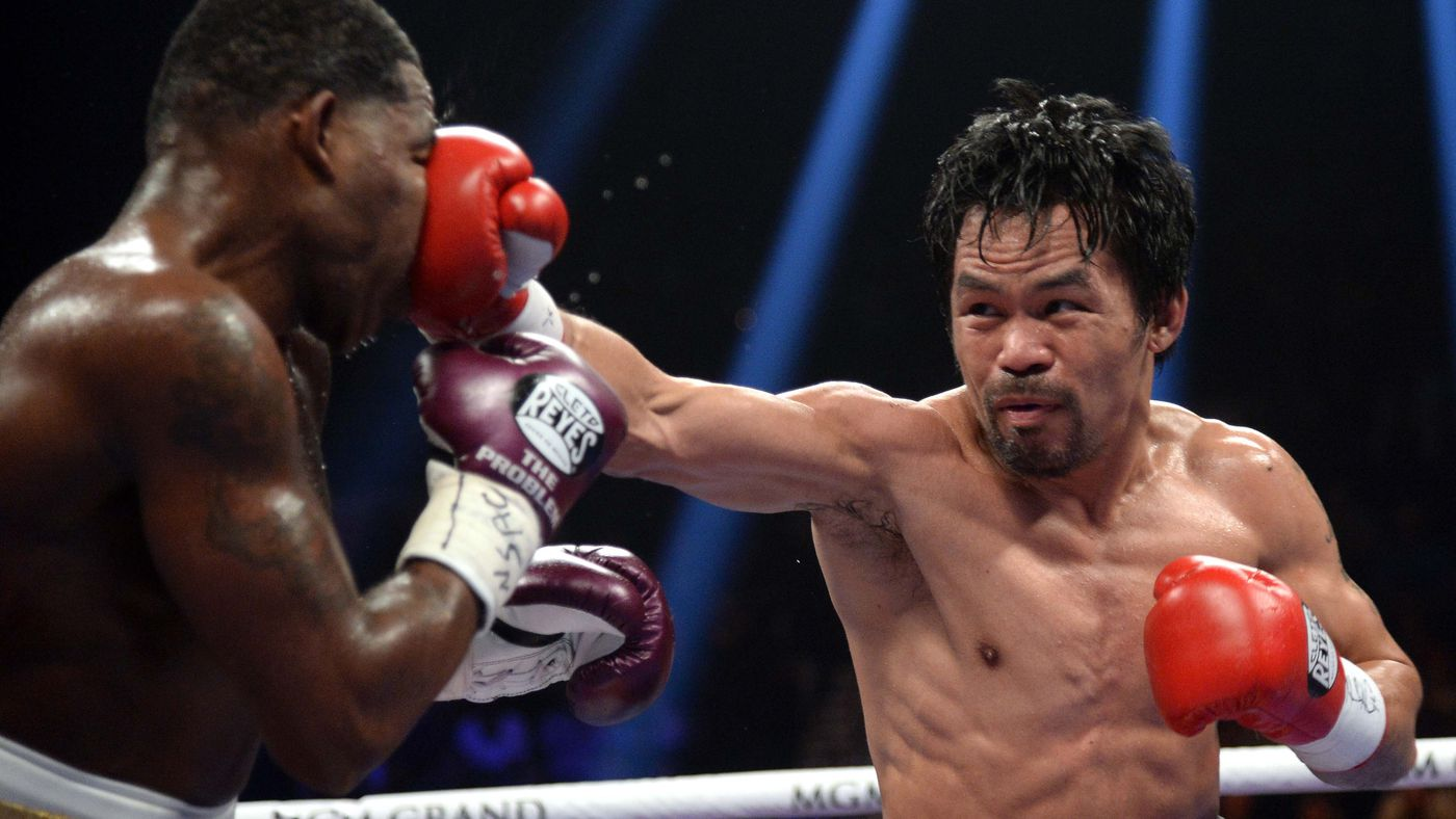 Pacquiao vs. Thurman official fight purses: 'Pac-Man' banks $10 million, 'One Time' earns $2.5 million