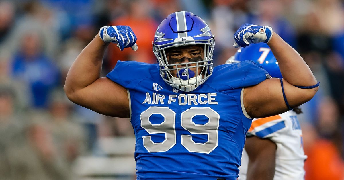 2019 college football: Previewing Air Force vs  Colgate