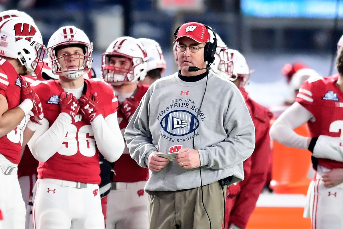Wisconsin Badgers Football Preview 2019 Schedule Games