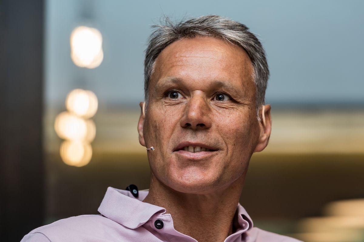 Marco van Basten headshot